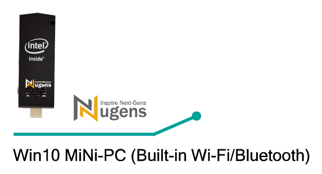 Nugens MiNi PC-Stick