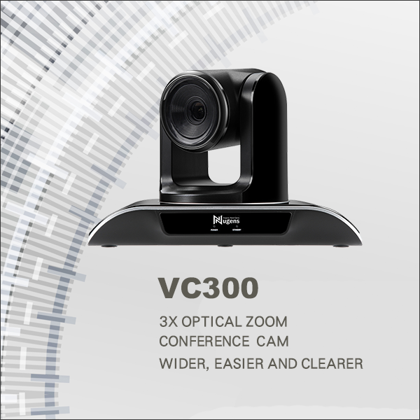 VC300 3x Optical zoom conference cam
