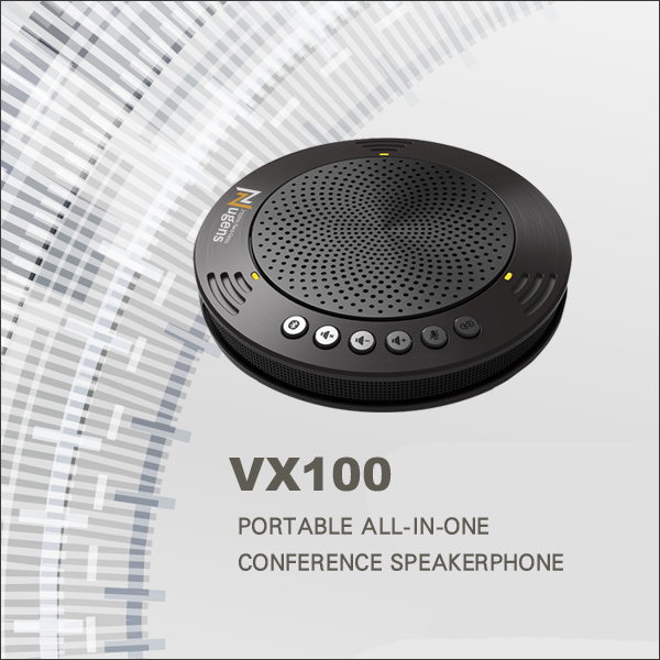 VX100 All-in-one complete functionality